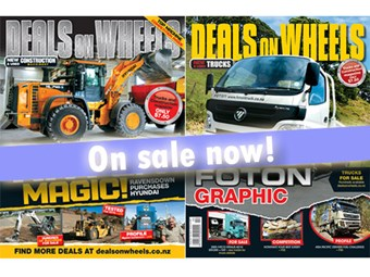 What's in the February issue of Deals on Wheels?