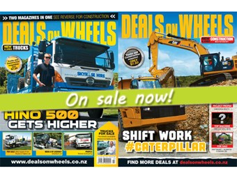 What's in the March issue of Deals on Wheels?
