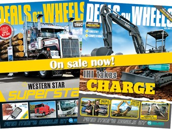 What's in the May issue of Deals on Wheels?