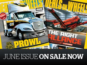 What's in the June issue of Deals on Wheels?