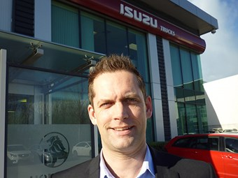 Isuzu New Zealand appoints new general manager