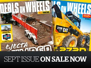 What's in the September issue of Deals on Wheels?