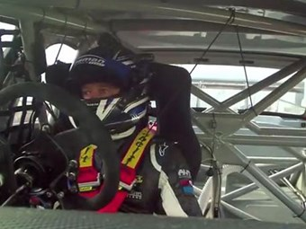 VIDEO: Andrew Waite V8 SuperTourer Onboard - Hampton Downs