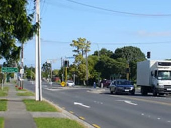 SH1 upgrade will impact on Whangarei traffic this weekend