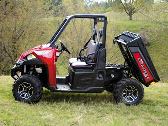 Polaris Ranger XP 900 LE review