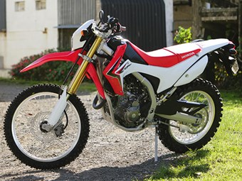Test: Honda CRF250L