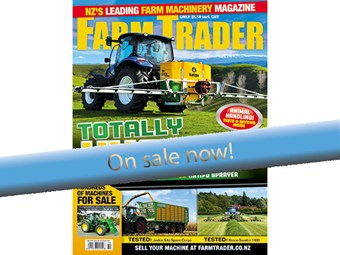 What's in the October issue of Farm Trader?