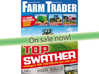 What's in the November issue of Farm Trader?