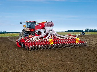 Test: Pottinger Terrasem C6