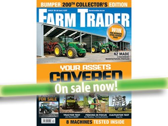 What's in the December issue of Farm Trader?