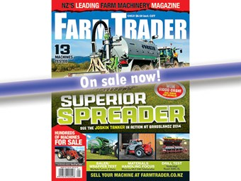 What's in the January issue of Farm Trader?