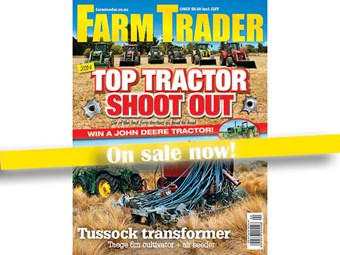 What's in the April issue of Farm Trader?