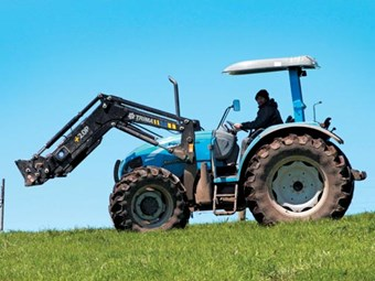 Landini offers speed and versatility