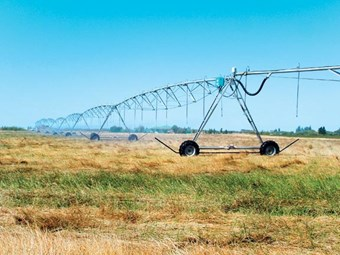 Accurate irrigators saturating the market