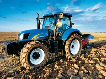 New Holland T6000 series