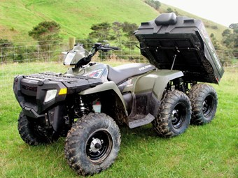 Polaris Big Boss 6x6 ATV