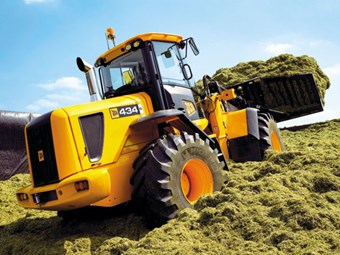 JCB's range of loaders