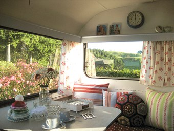 Do you own New Zealand's best vintage caravan?
