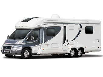 Wheel Estate: Auto Trail Comanche