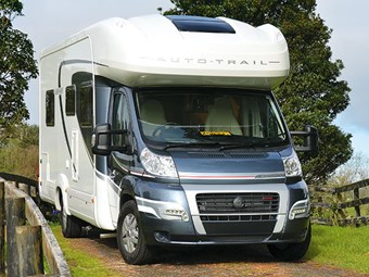 Test: Auto Trail 2013 Savannah