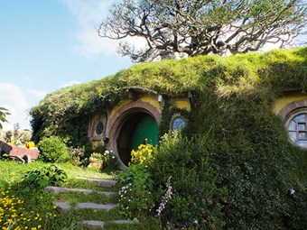 Destinations: The Hobbit Trilogy Tour