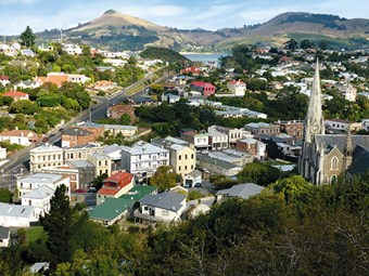 Destinations: Port Chalmers