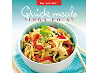 Recipes: Quick Meals by Simon Holst