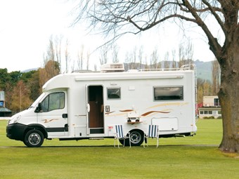 Freewind Winnebago
