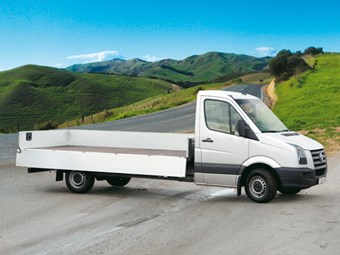 Base Vehicle: Volkswagen Crafter 50