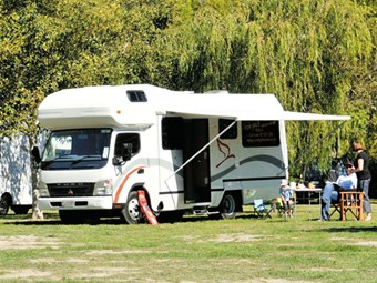 The Benmore motorhome
