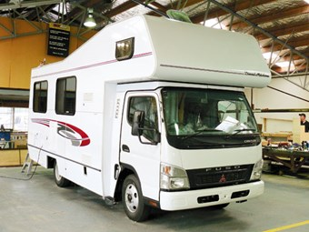 Diamond Motorhomes