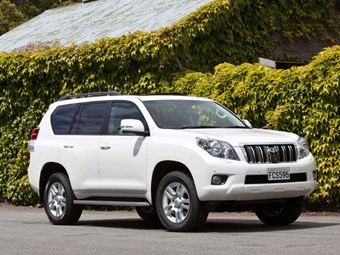 Tow Vehicle: Toyota Landcruiser Prado