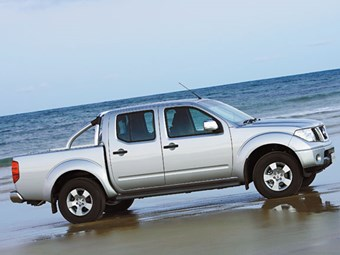 Tow Vehicle: Nissan Navara