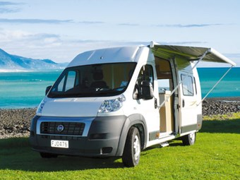 Tranztec RV Luxury Tourer