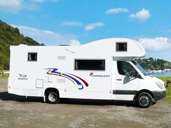 Jayco Conquest Mercedes Sprinter