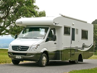 Favourite motorhomes of 2010