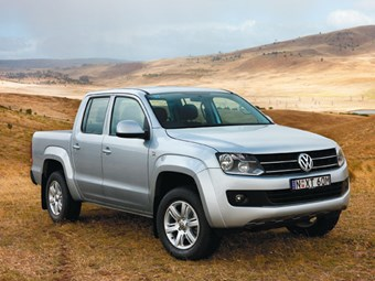 Tow Vehicle: Volkswagen Amarok