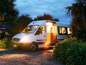 United Campervans' Premier 2+1 motorcamper test