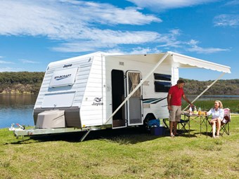 Wheel Estate - Jayco Starcraft 20.62-2.12SC