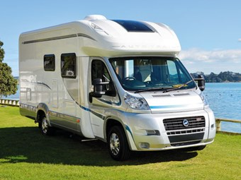 Wheel Estate - Auto Trail Tracker
