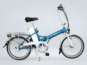 Quando folding electric bike