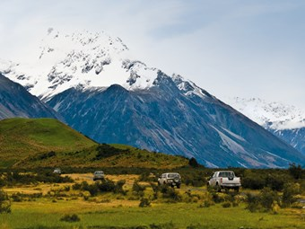 Destinations: South Island