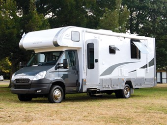 Test: Jayco Optimum motorhome