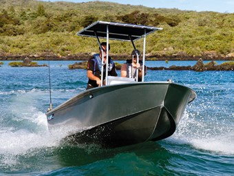 Boat test: Fish City FC430 Centre Console