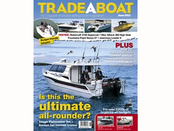 What's in the June issue of Trade-A-Boat?