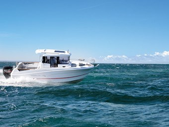 Test: Beneteau Barracuda 7