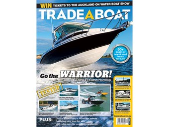 What's in the September issue of Trade-A-Boat?