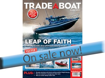 What's in the October issue of Trade-A-Boat?