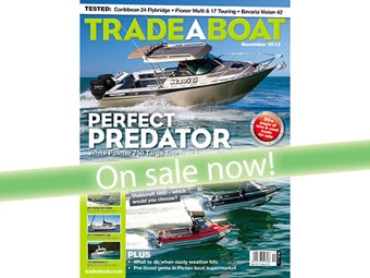 What's in the November issue of Trade-A-Boat?