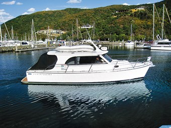 Picton boat buying: 2005 Franklin 925 Sedan – Leonardo